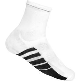 GripGrab Primavera Overshoes white/black